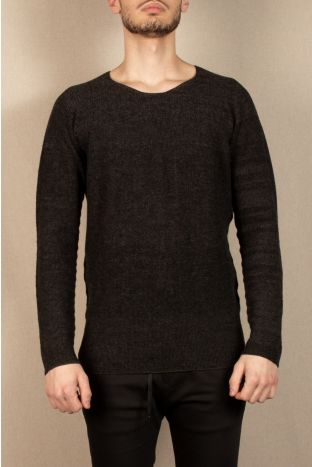 Hannes Roether Agile Strickpullover