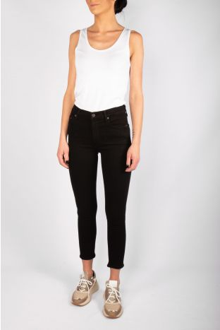 Citiziens of Humanity Rocket Crop High Rise Skinny Jeans