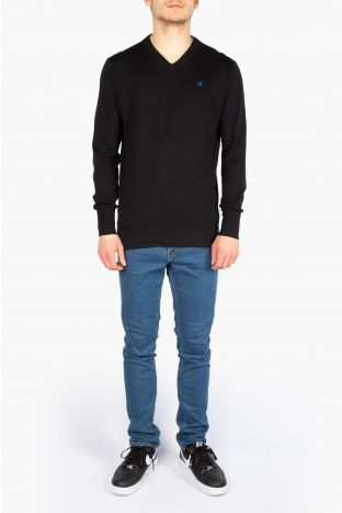 Scotch & Soda Classic V-Neck Pullover