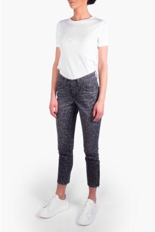 Cambio Parla Zip Jeans