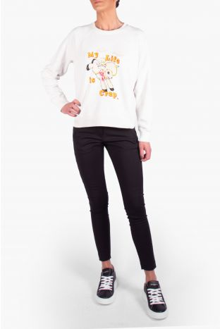 Marc Jacobs Magda Archer Sweatshirt