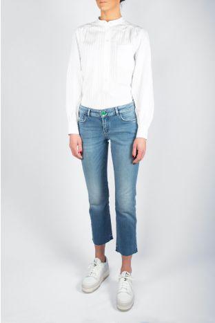 Goldgarn Denim Rosengarten Flare Jeans