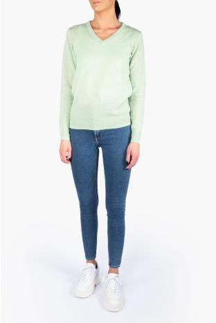 Sparkz Cashmere Pullover