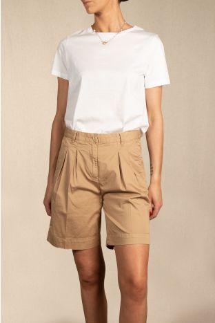 Woolrich Strech Satin Shorts
