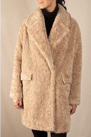 Tagliatore Einreihiger Mantel