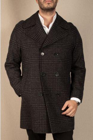 Oscar Jacobson Sky Coat