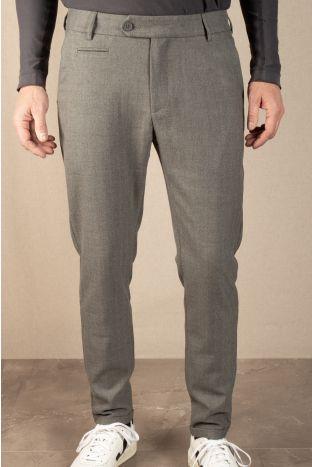 Les Deux Como Herringbone Suit Pants
