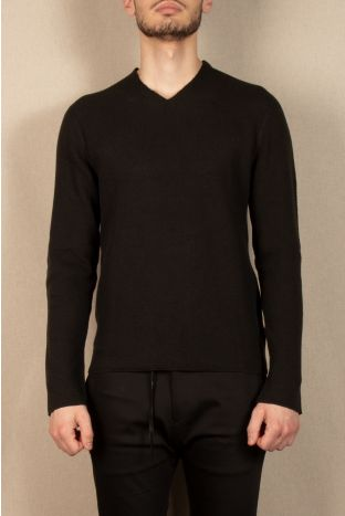 Hannes Roether Strickpullover