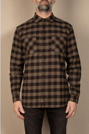 Woolrich Flanellhemd
