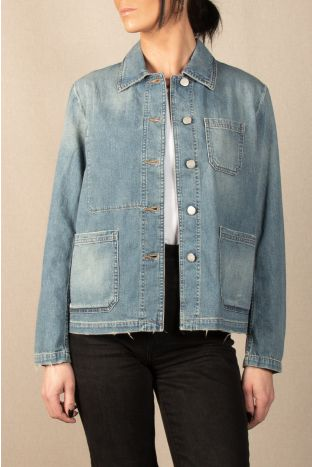 Closed Jeans Jacke