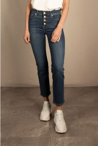 7 for all mankind The Straight Crop