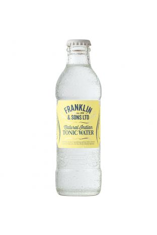 Franklin & Sons Tonic Water 200 ml Natural Water